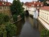 Výhľad z Karlovho mosta, Praha