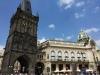Prašná brána, Praha