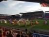 Slávnosť pred zápasom Sparta Praha - Jablonec, Letná, Praha
