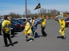Švédi idú na hokej, Quebec City, Kanada