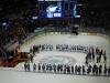 Zápas o bronz Fínsko - Švédsko, Quebec City, Kanada