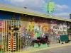 Haluze či umenie na Route 66, California