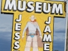 Voskové múzeum Jesseho Jamesa, Route 66, Missouri