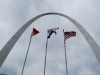 The Gateway Arch, St. Louis, Missouri