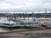Loď na rieke Mississippi, St. Louis, Missouri