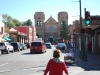 Ulica sv. Františka, Santa Fe, Nové Mexiko