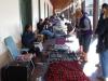 Indiánsky trh v Santa Fe, Nové Mexiko