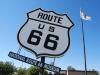 Route 66 Oklahoma, USA