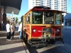 Turistický autobus, Oklahoma City, Oklahoma, USA