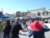 San Francisco, improvizovaná street party
