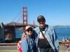 San Francisco, my pri Golden Gate Bridge