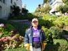 San Francisco, Kľukatá Lombard Street 8