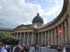 Kazaňská katedrála, Petrohrad, Rusko