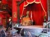 Pódium v saloone