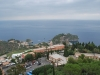 Pohľad z Gréckeho divadla, Taormina
