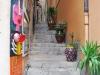 Bočná ulička z Corso Umberto, Taormina