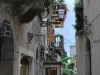 Bočná ulička z Corso Umberto, Taormina;