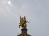 Svätý Juraj bojuje s Drakom, Námestie Slobody, Tbilisi