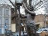 Socha, Baratašviliho ulica, Tbilisi