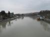Pohľad na rieku Mktvari z Mosta Slobody, Tbilisi