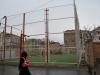 Školské ihrisko v štvrti Avlabari, Tbilisi