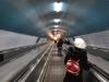Eskalátor v metre, Tbilisi