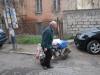 Ujo s odpadkami, Tbilisi