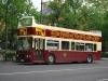 Budapešť, vyhliadkový autobus