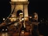 Budapešť, Reťazový most v noci