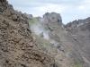Sopka Vezuv drieme a odfukuje