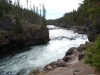 Yellowstone River, Yellowstone National Park, USA